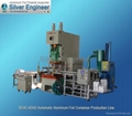 Aluminium Foil Container Making Machine for India