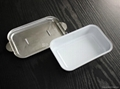 Aluminium Food Container Mould Smooth Container