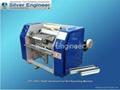 Aluminum Foil Roll Rewinder