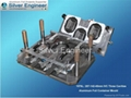 Aluminium Foil Container Mould for Italy Press Machine From Silverengineer 13