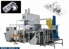 Aluminium Foil Container Making Machine From Silverengineer