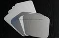 铝箔餐盒纸盖