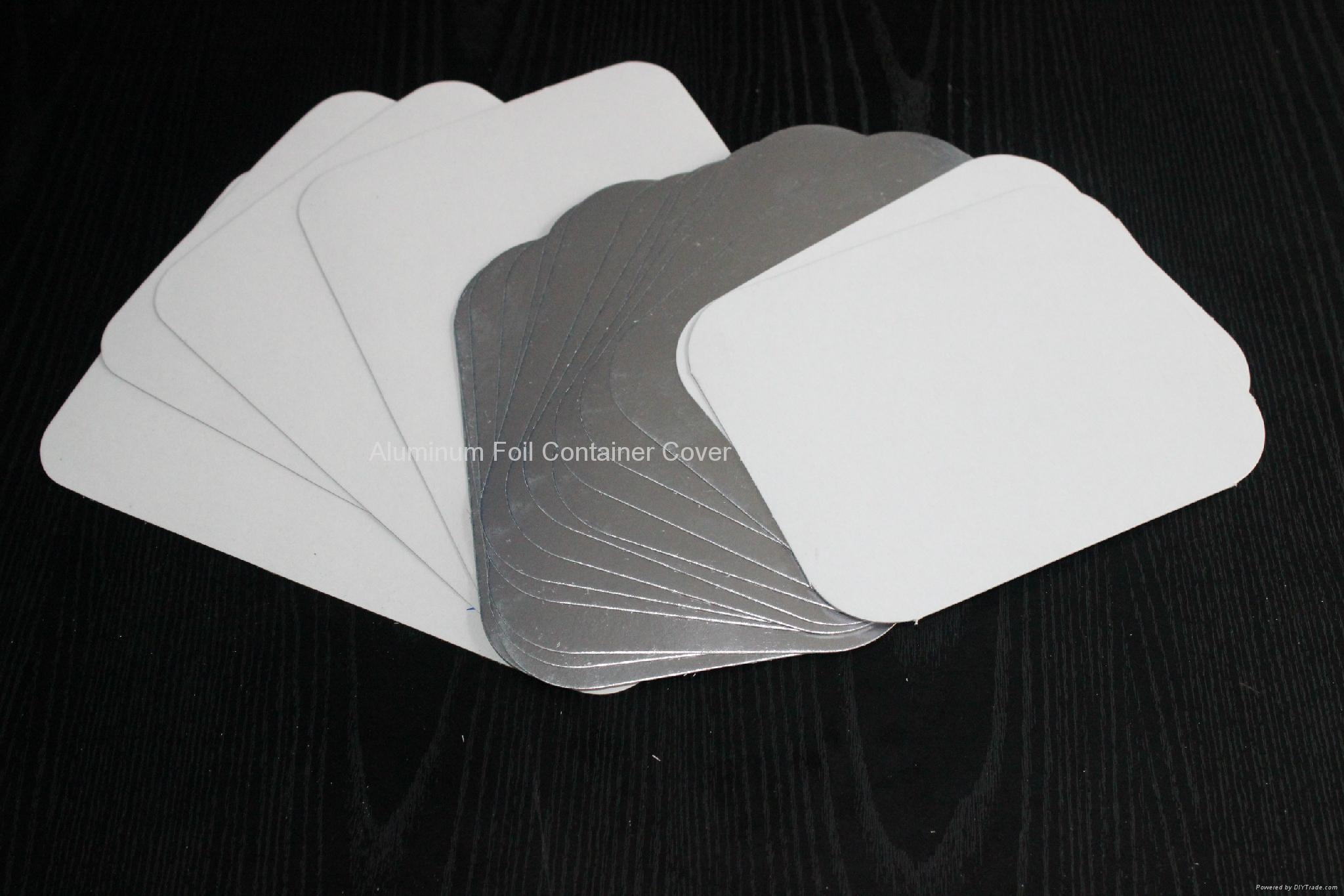 Wholesale Paper Board Laminated Lids From China Supplier 2
