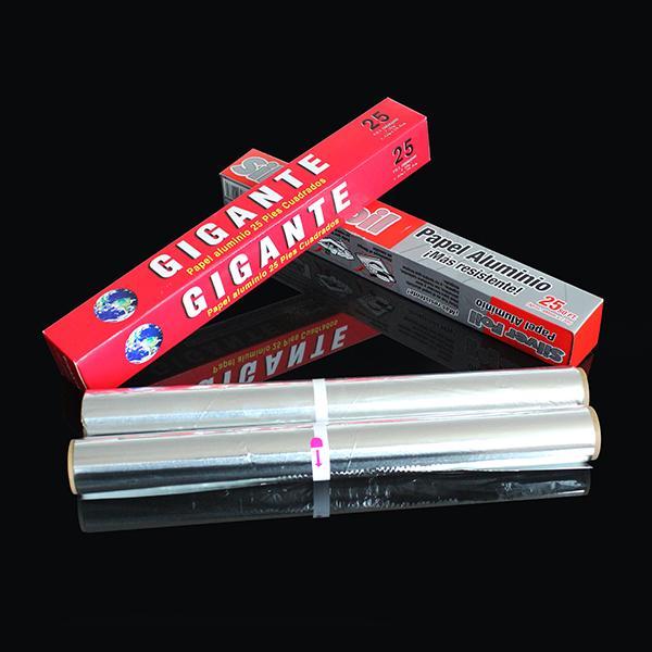 Household aluminum foil 1