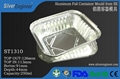 250ML Aluminum Foil Container Mould for Indian