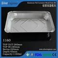 Aluminum Foil Container Mould 1160L