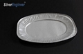 Oval Tray Aluminum Foil Container Mould 6085G