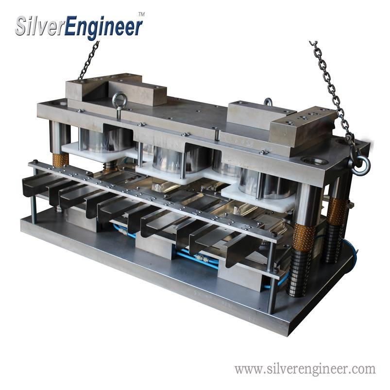 Aluminum Foil Container Mould for Disposable Food Container From Silverengineer 3