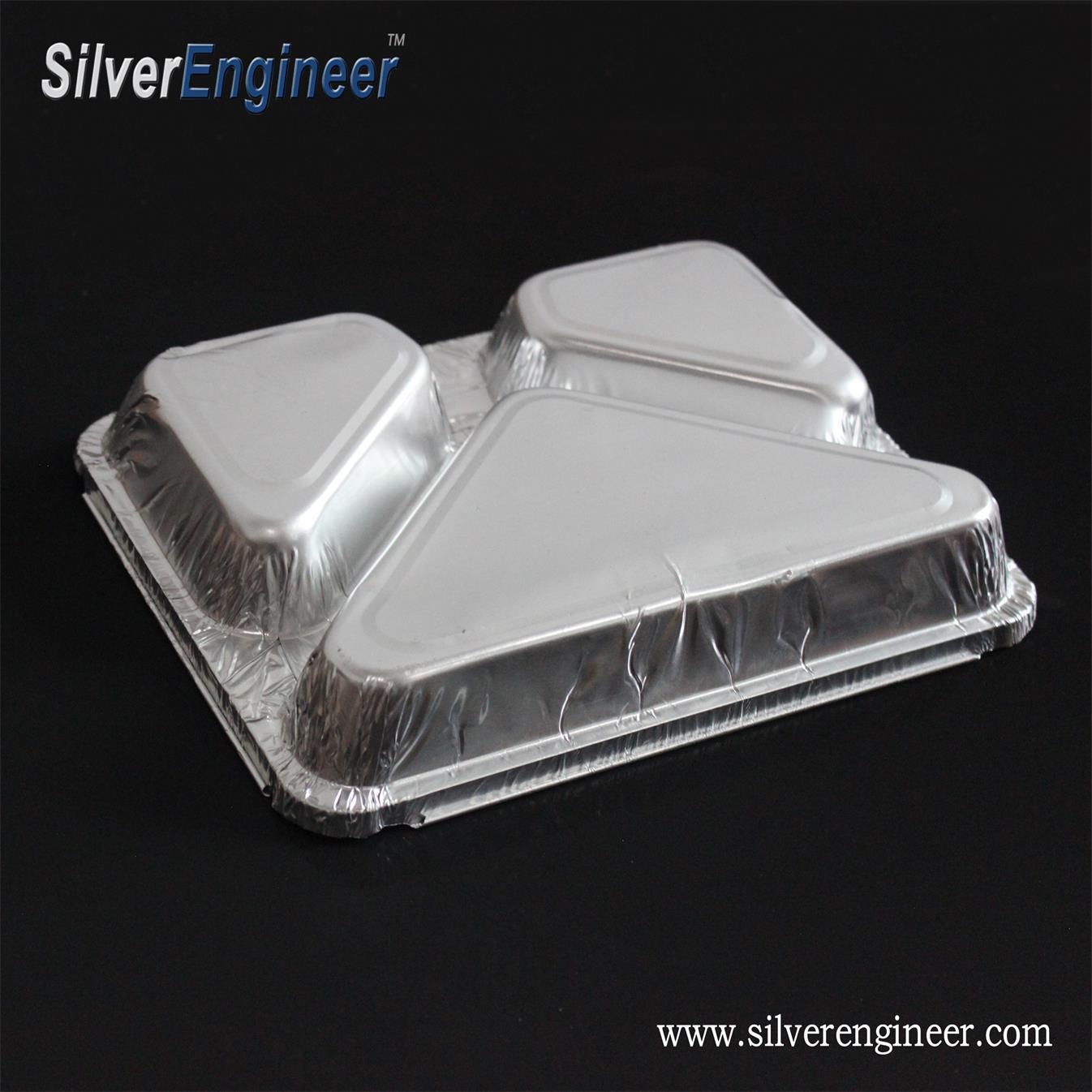 Aluminum Foil Container Cavities Mould 3