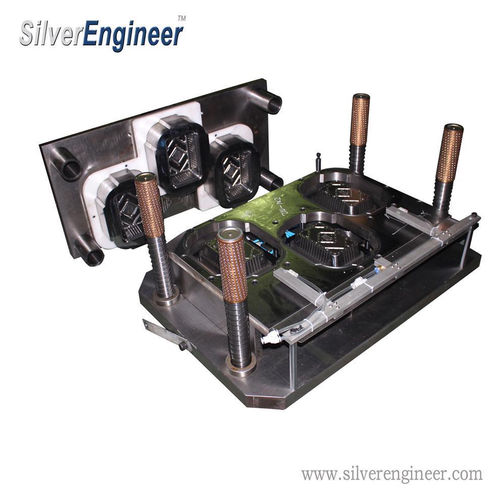 铝箔容器生产项目 3