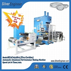 Aluminium Foil Container Production Line (Hot Product - 1*)