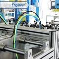 Aluminum Foil Container Product Line Smart Pneumatic Punching Machine 4