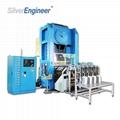 Aluminum Foil Container Product Line Smart Pneumatic Punching Machine 1
