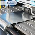 Aluminum Foil Container Product Line Smart Pneumatic Punching Machine 3