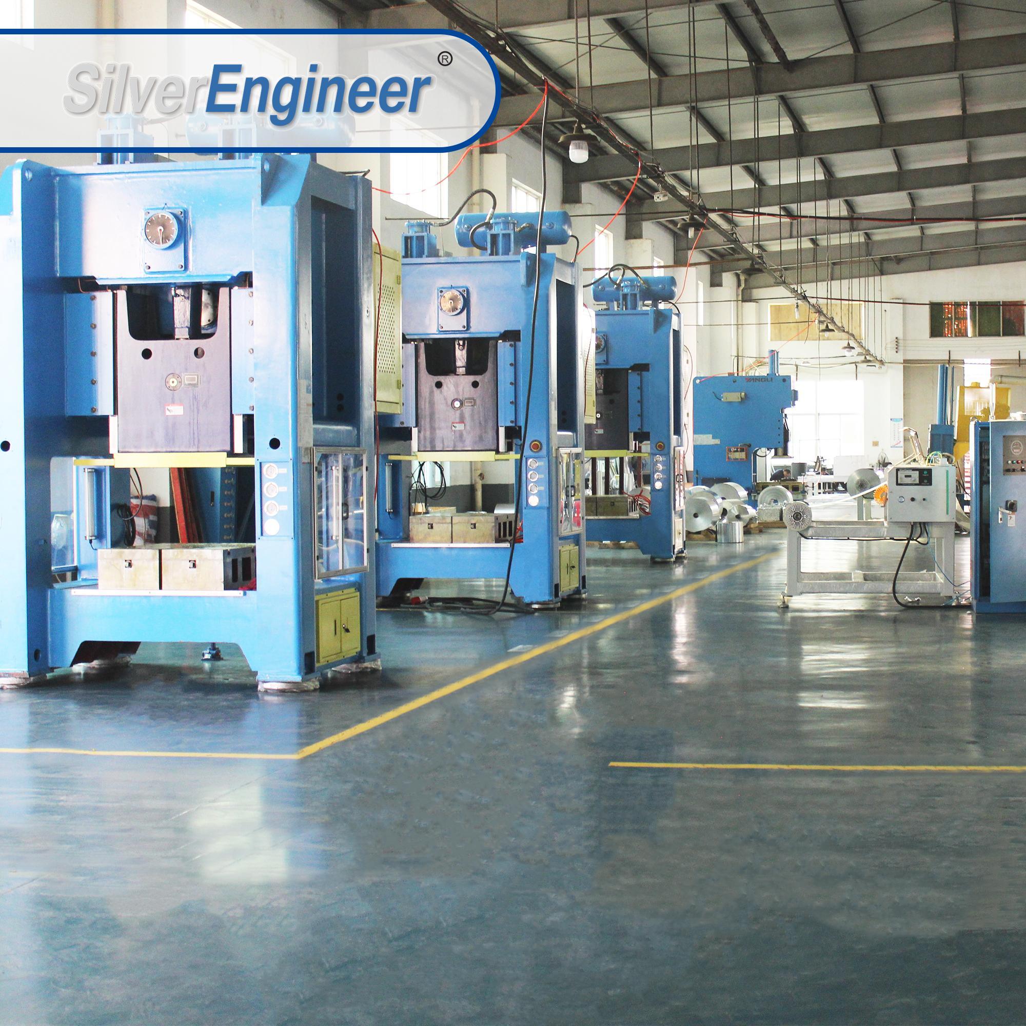 Aluminum Foil Container Product Line Smart Pneumatic Punching Machine 2