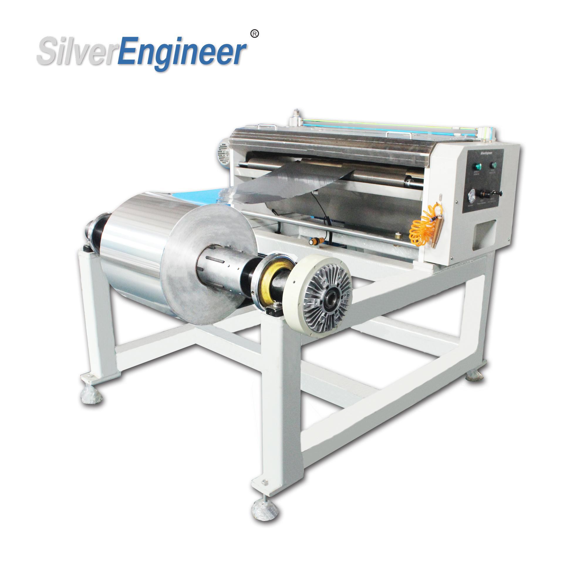 Aluminium Foil Container Making Machine From Silverengineer 3