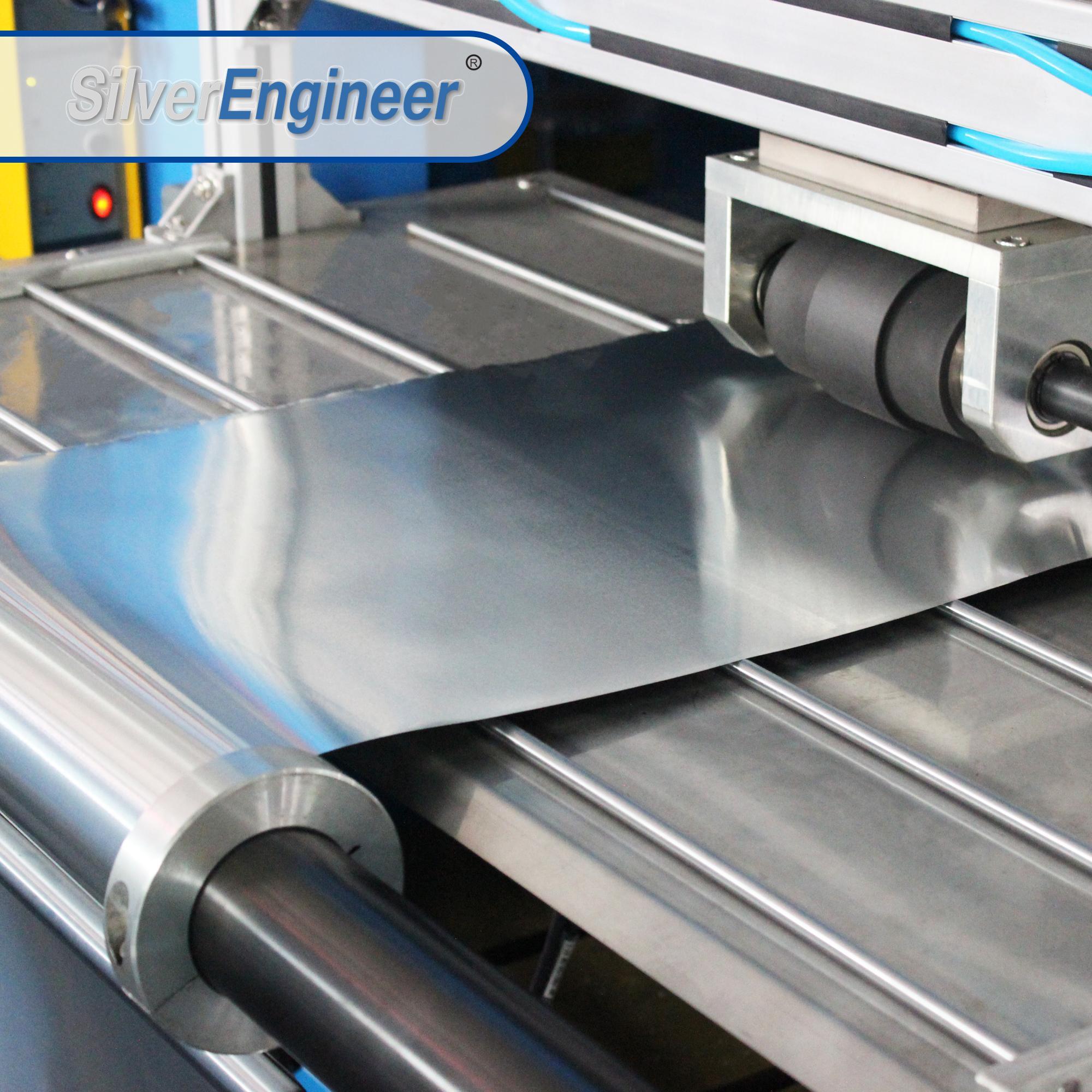 自動鋁箔錫紙餐盒容器生產線 4