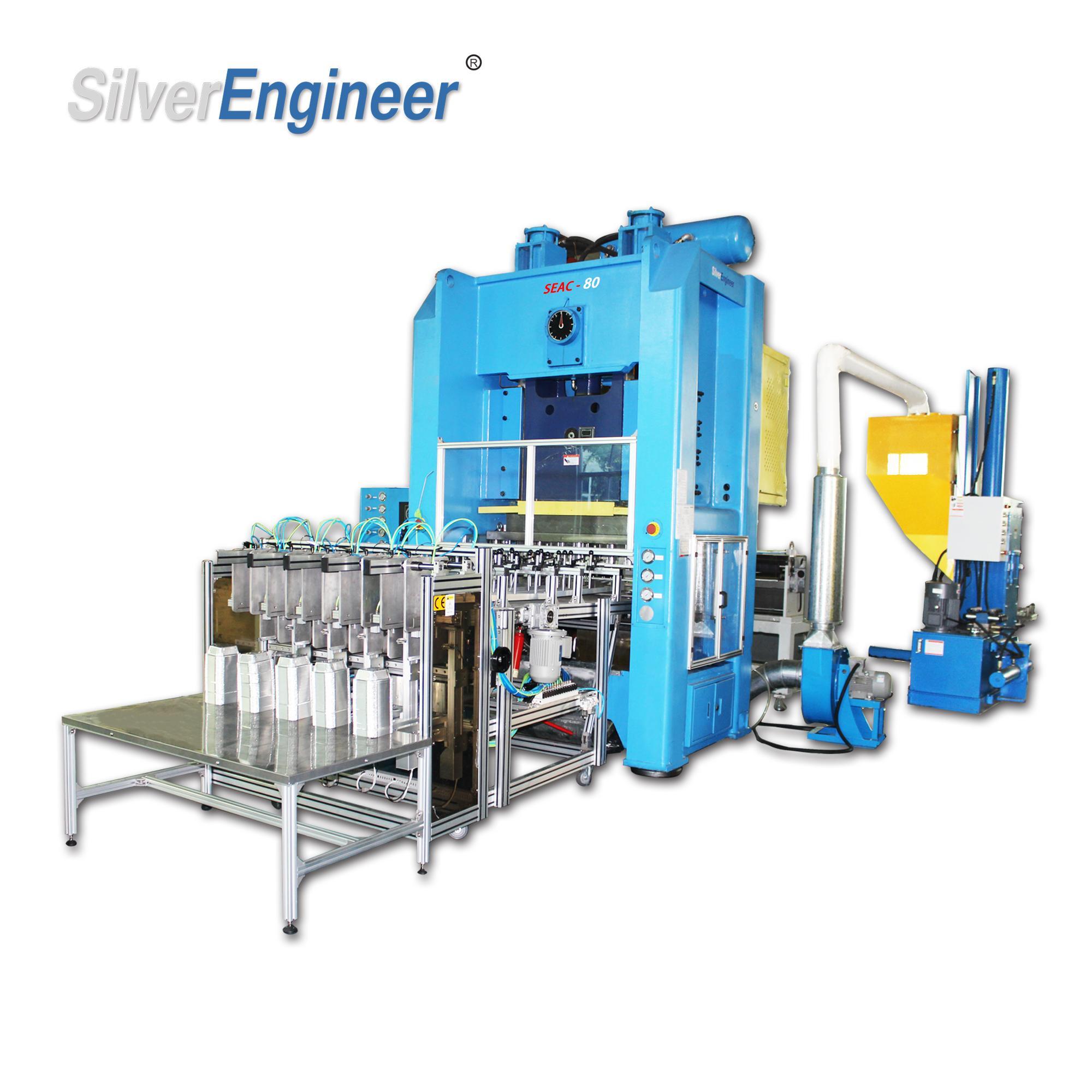 铝箔容器生产线 1