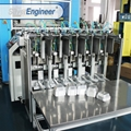 Aluminum foil boxes production equipment for India 5