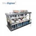 Aluminum foil boxes production equipment for India 2
