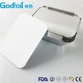 Aluminum foil container lids aluminum foil container cover 6