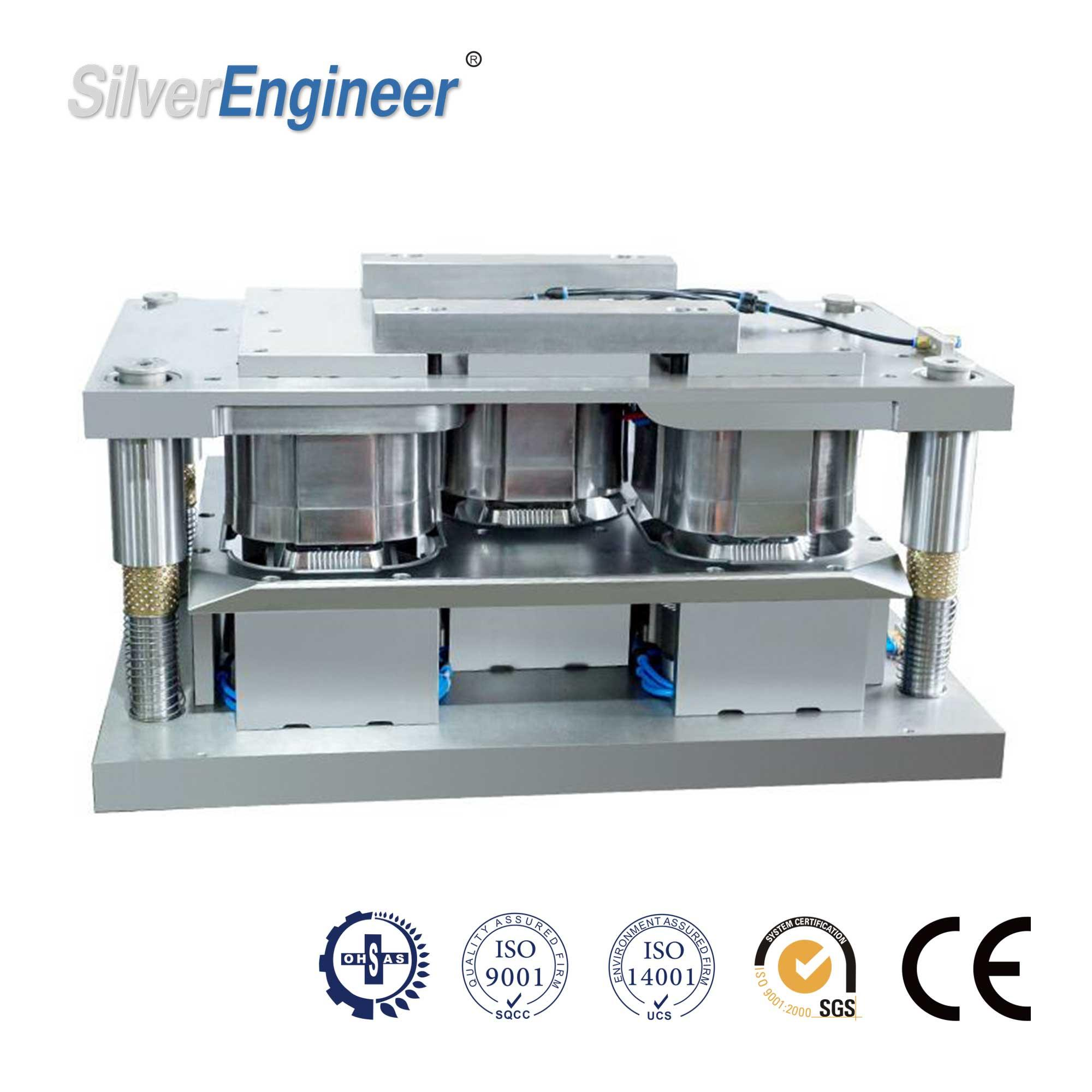 Automatic Aluminum Foil Container Making Machine 130Ton 2