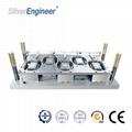 Automatic Aluminum Foil Container Making Machine 130Ton 16
