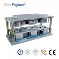 Automatic Aluminum Foil Container Making Machine 130Ton 17