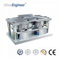 Smart Aluminum Foil Container Machine H Type 80Ton 17