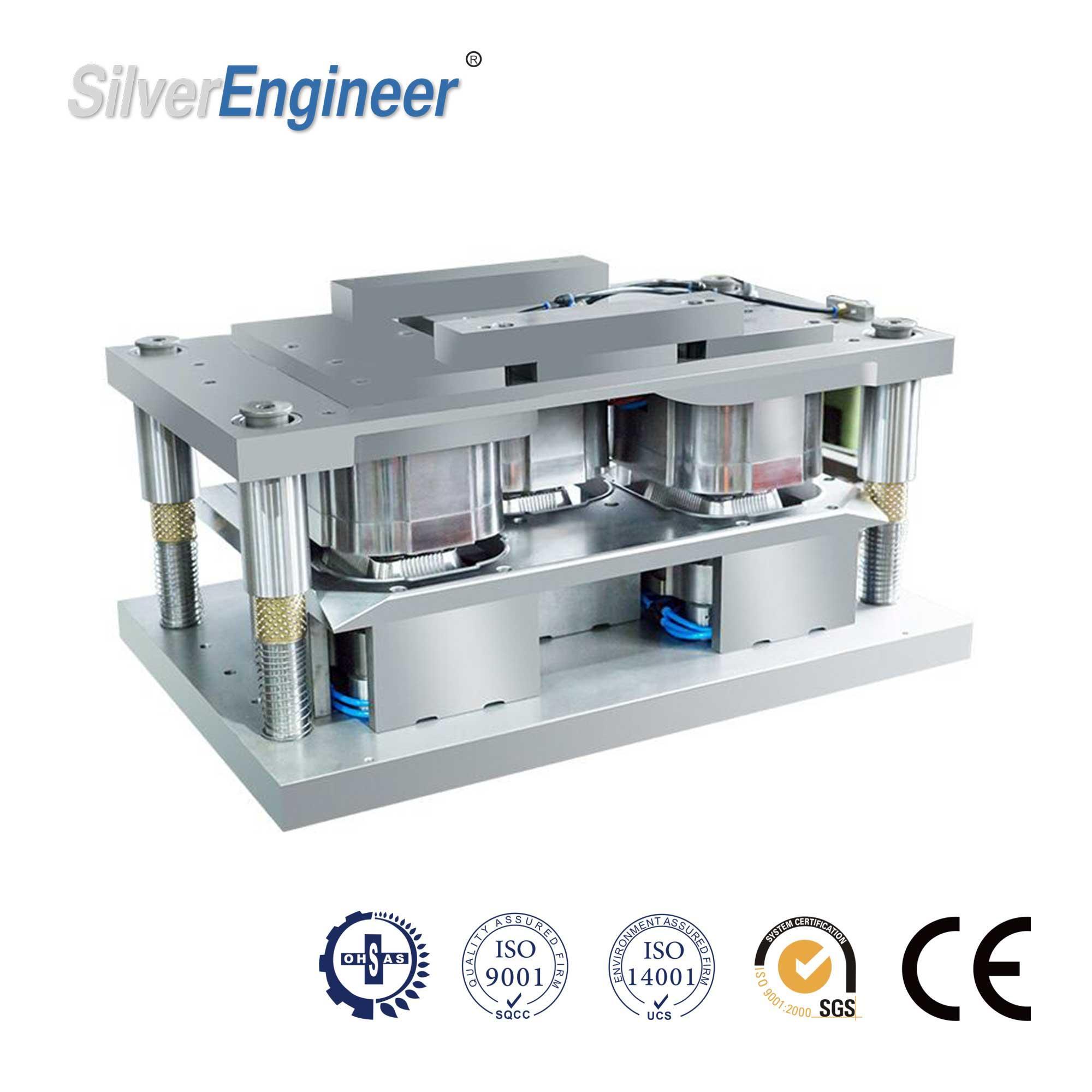 Automatic Aluminum Foil Container Making Machine 3