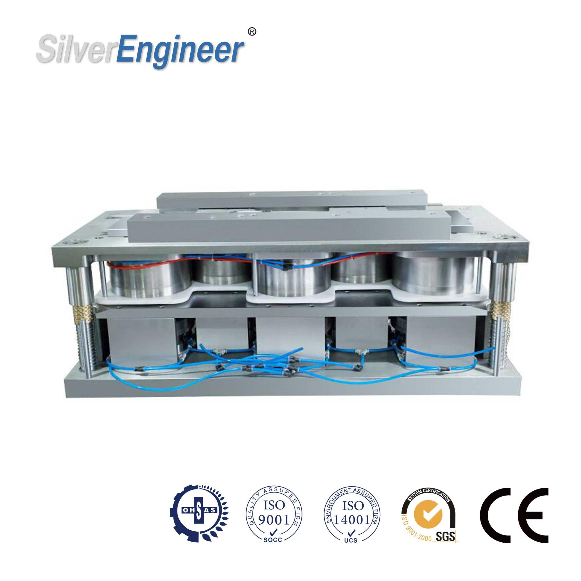 Automatic Aluminum Foil Container Making Machine 16