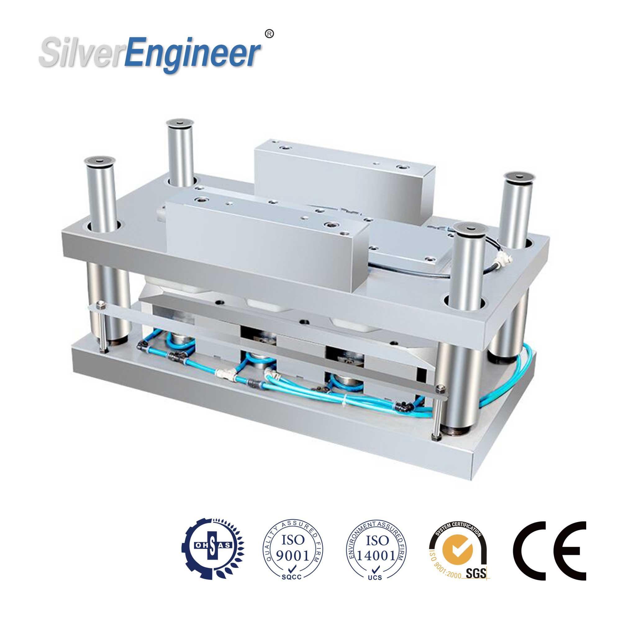一次性铝箔锡纸容器模具 4