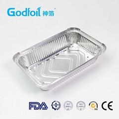 铝箔餐盒750ML