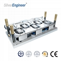 Aluminium Foil Container Mould for Italy Press Machine From Silverengineer 6
