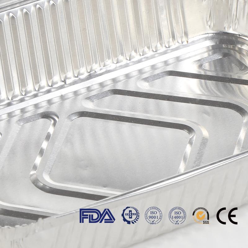 鋁箔容器模具 11