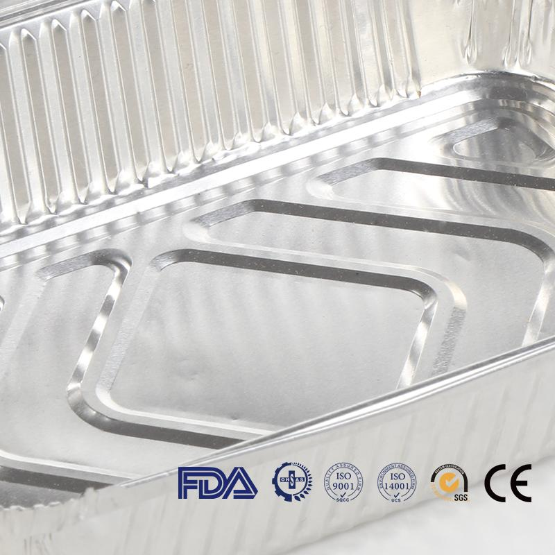 Aluminium Foil Container Mould for Italy Press Machine From Silverengineer 11