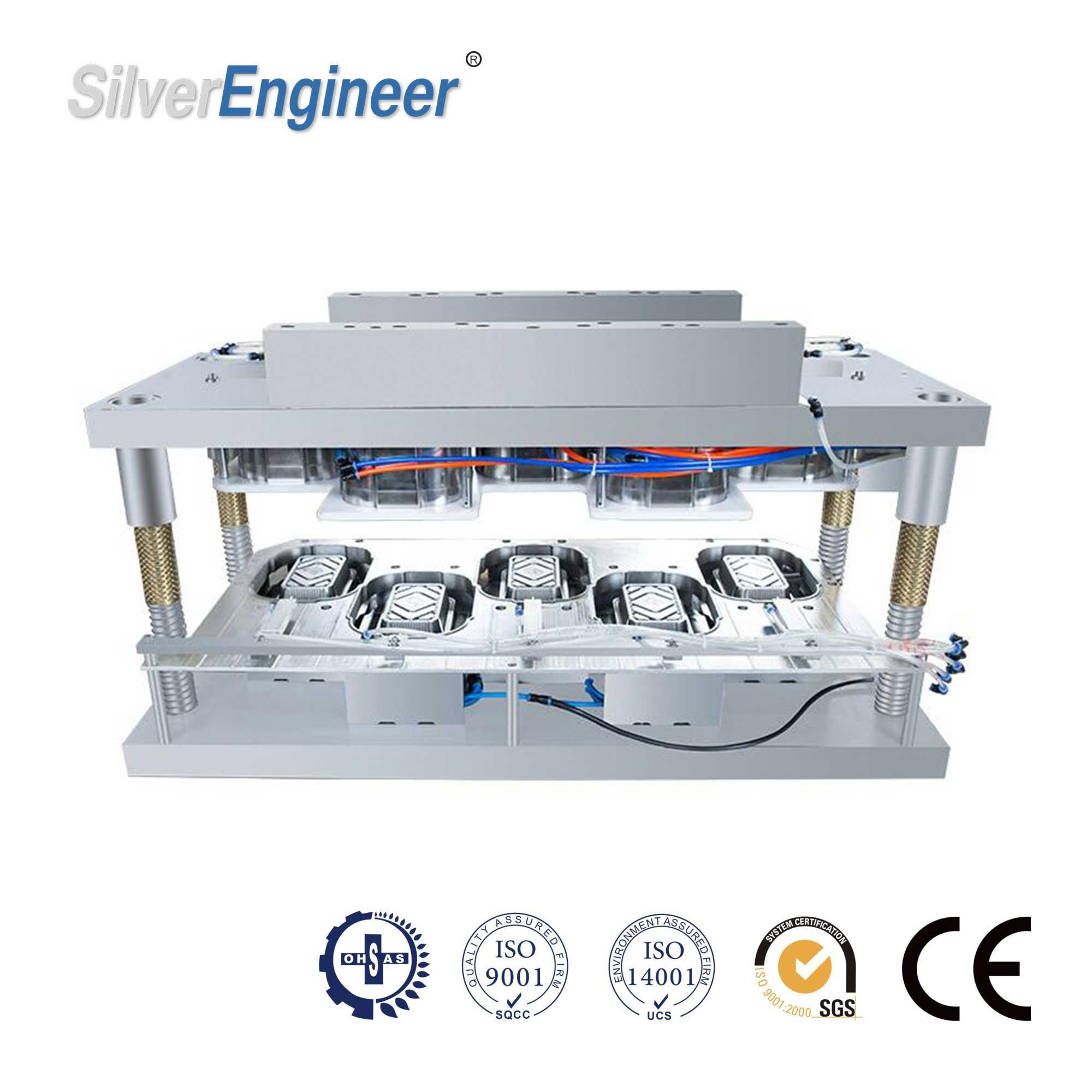 Aluminum Foil Container Mould for Disposable Food Container From Silverengineer 2
