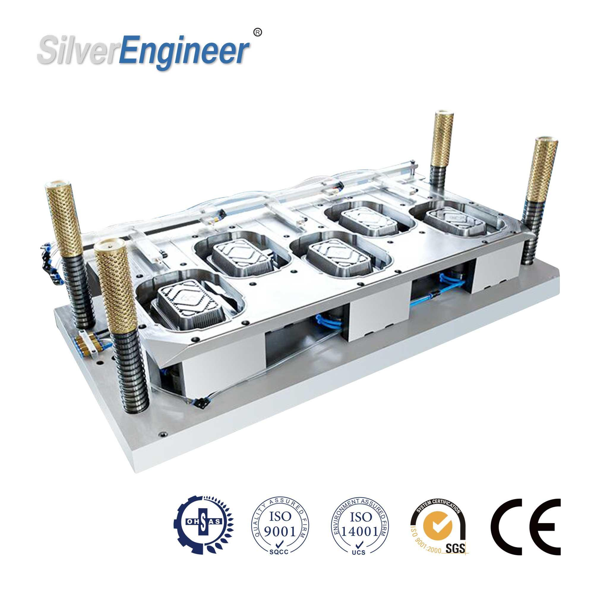 Aluminum Foil Container Mould for Disposable Food Container From Silverengineer 1
