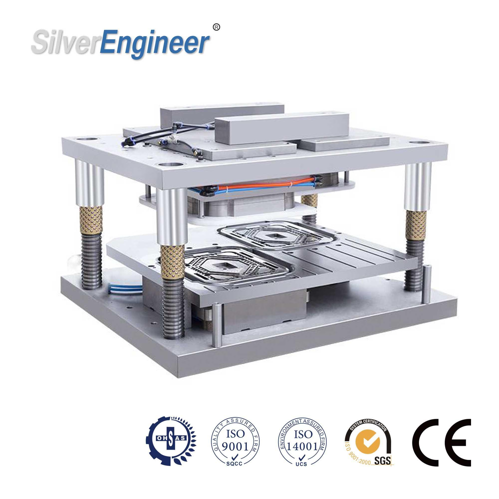 Real Chinese Automatic Aluminum Foil Container Production Line 2