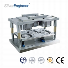 Aluminum Foil Container Mould For Mexico