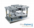 Aluminum Foil Container Making Mould