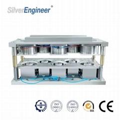 Aluminium Foil Container Die Press Machine