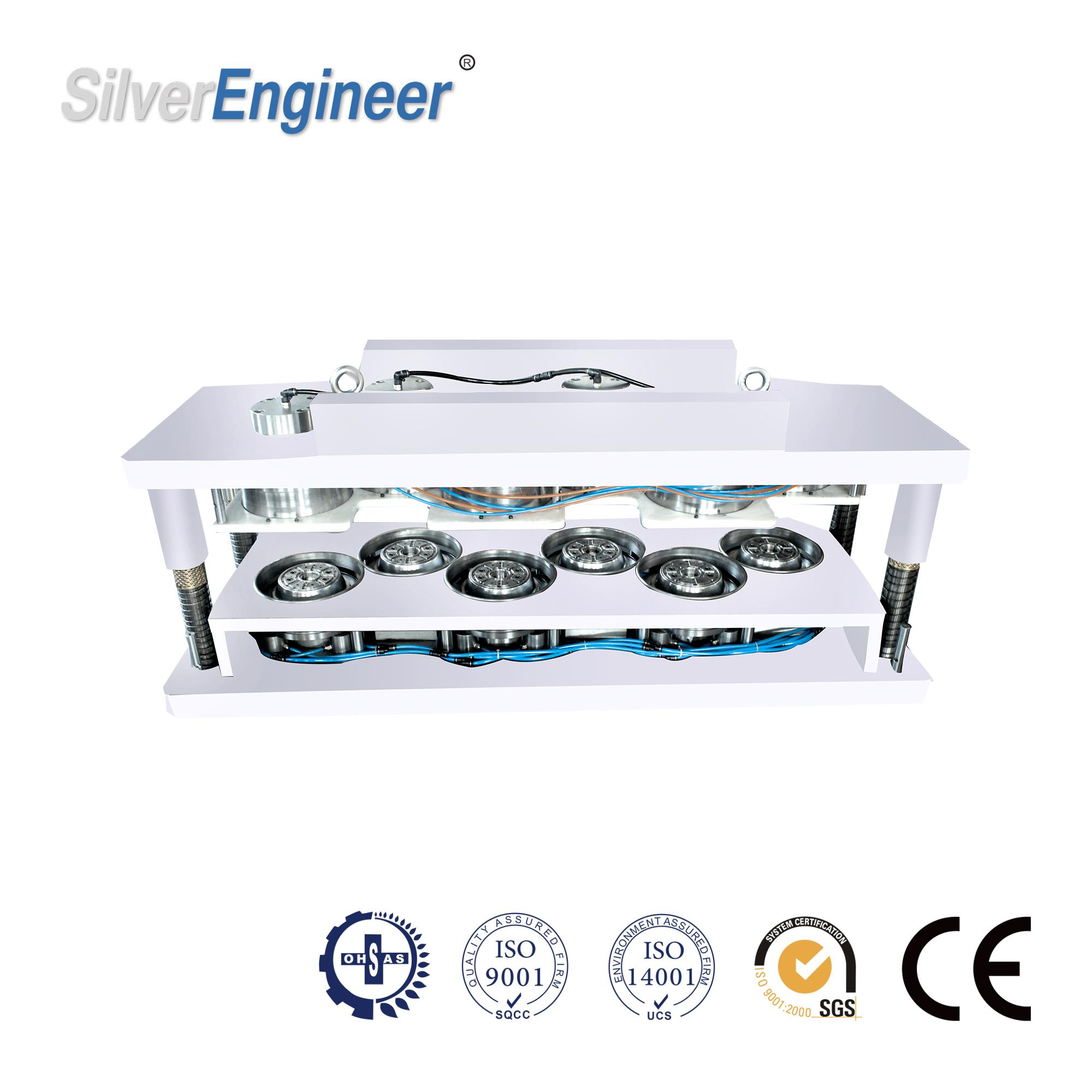Aluminum Foil Container Mould for Disposable Food Container 9