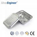 250ML Aluminum Foil Container Mould for Indian 8