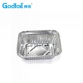 250ML Aluminum Foil Container Mould for Indian 10