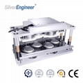 Barbecue plate Mould