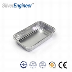 Smooth Wall Airline Food Container Mould