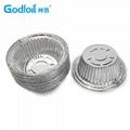 Aluminum Foil Oval Tray Mould