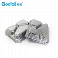 T-three compartment container mould