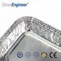 铝箔餐盒模具,4格模具 5